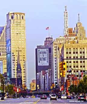 Photo of যুক্তরাষ্ট্রের এককালের ৪র্থ বৃহত্তম শহর ডেট্রয়েট এখন দেউলিয়া