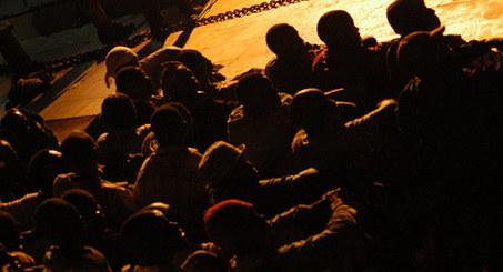 Photo of ইউরোপে মানব পাচারের সবচেয়ে বড় রুট এখন লিবিয়া