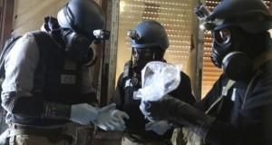 Syria chemical