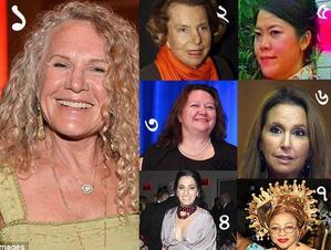 Photo of বিশ্বের শীর্ষ ধনাঢ্য নারীরা