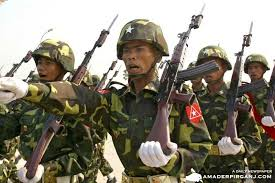 Photo of বিদ্রোহীদের হাতে মিয়ানমারের ৩০ সেনা নিহত