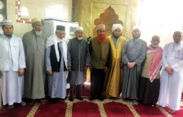 বার্মিংহাম লজেলস বাংলাদেশ ইসলামিক সেন্টারে ওয়াজ মাহফিল অনুষ্ঠিত