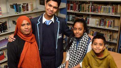 Photo of লন্ডনে ৮০ লাখ টাকার বৃত্তি জিতেছে বাংলাদেশি কিশোর