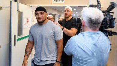 Photo of নিউজিল্যান্ডের রাগবি খেলোয়াড়ের ইসলাম গ্রহণ