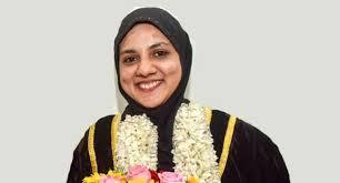 Photo of বিজেপি প্রার্থীকে হারিয়ে মহীশূরের মেয়র হলেন মুসলিম নারী
