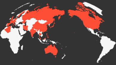 Photo of করোনায় বিচ্ছিন্ন বিশ্ব
